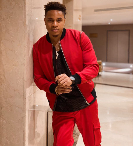 Power star, Rotimi is in Abuja and the reaction from Nigerians after he disclosed this is hilarious