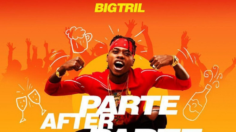 Wizkid endorses 'Party After Party,' by Big Trill: The song making Nigerians crazy. (Twitter/BigTrillKaiza)