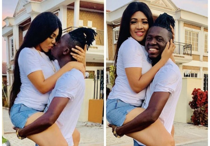 """Image result for images of akpororo and josephine 2019"""""""