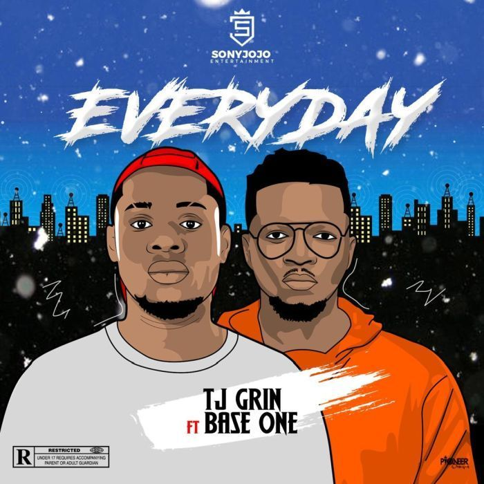 TJ Grin Ft. Base One - EveryDay Mp3 Audio Download