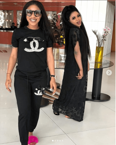 Image result for images of tontodikeh and bobrisky