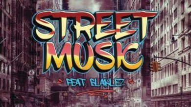 DJ Capital - Street Music Ft. Blaklez Mp3 Audio Download