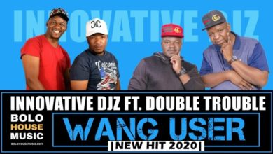 Innovative Djz - Wang User Ft. Double Trouble, Du Richy, Thabza Berry Mp3 Audio Download