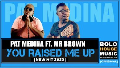 Pat Medina - You Raised Me Up Ft. Mr Brown (Healing Song) Mp3 Audio Download