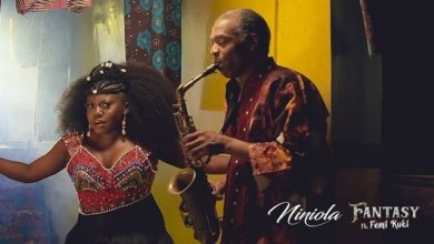 VIDEO: Niniola Ft. Femi Kuti - Fantasy Mp4 Download