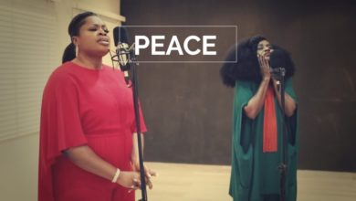 VIDEO: Sinach, TY Bello And George - Peace Mp4 Download Audio Mp3