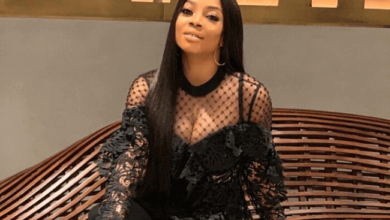 Image result for Images of Toke makinwa 2020