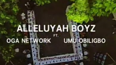 Alleluyah Boyz - God Abeg Ft. Oga Network, Umu Obiligbo (Audio + Video) Mp3 Mp4 Download
