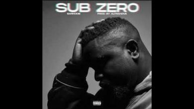 Sarkodie - Sub Zero Mp3 Audio Download