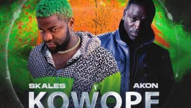 Skales - Kowope Ft. Akon Mp3 Audio download