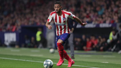 Atletico Madrid defender, Renan Lodi reportedly tests positive for Coronavirus