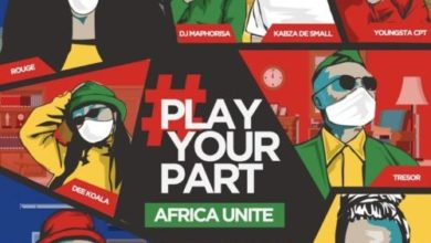 Play Your Part (Africa Unite)