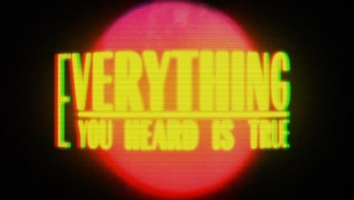 Odunsi (the Engine) Everything You Heard Is True Ep