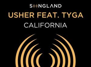 Usher Afro Beat Za 300x300 - Usher – California Ft. Tyga