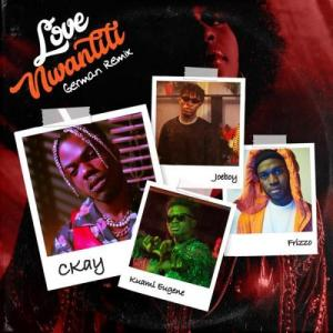 CKay Ft. Frizzo - Love Nwantiti (German Remix) Mp3 Audio Download