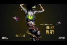 Konshens - On My Way Mp3 Audio Download