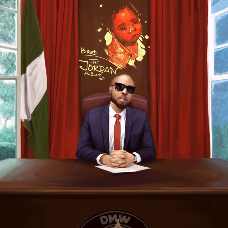 B-Red Bimpe Davido