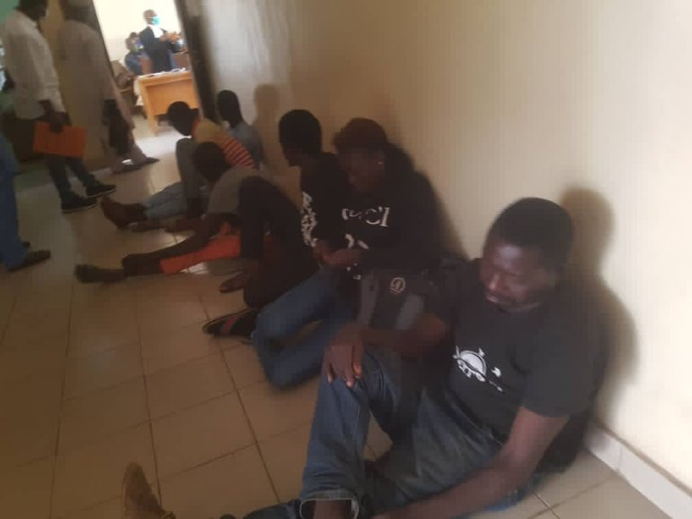 Arrested #EndSARS protesters to be remanded